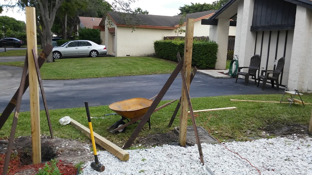 Fence Repair Company Miami